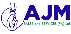 AJM green logo