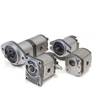 Aluminum Hydraulic pumps
