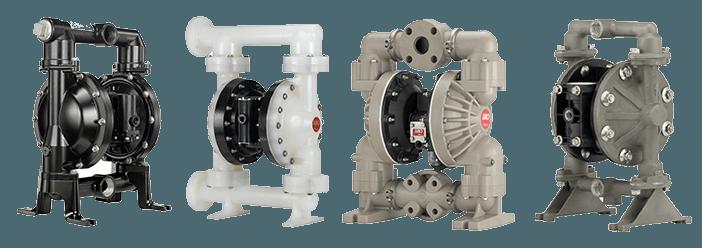 Aro Diaphragm Pumps