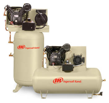 Compressor Two stage lubricated T30