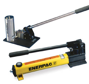 Enerpac Ultra high pressure hand pump
