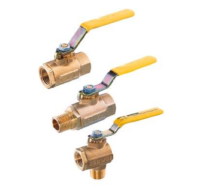 Hihg pressure ball valves