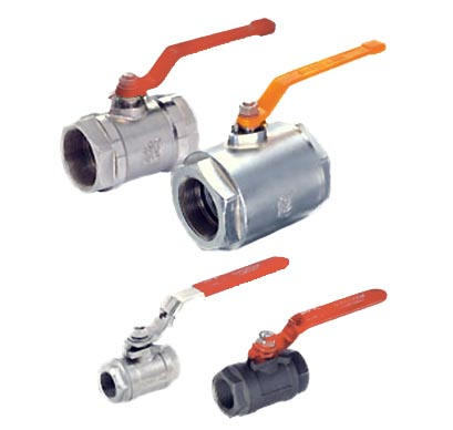 Low Preassure Ball Valves